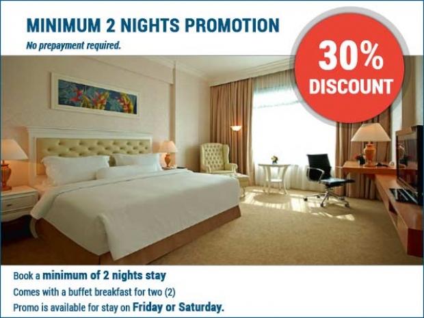 October Flash Deal with 30% Savings in Royale Chulan Damansara