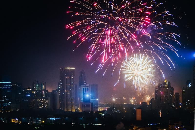 metro manila firecracker fireworks display zones