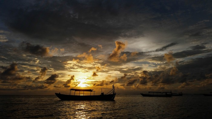 Chơi gì ở Campuchia: Sihanoukville