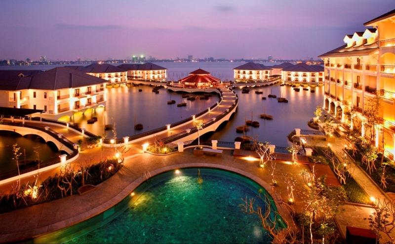 Intercontinental Ha Noi West Lake