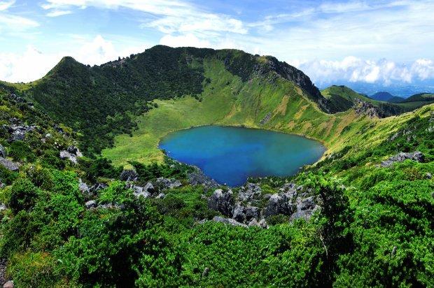 Núi Hallasan Đảo jeju