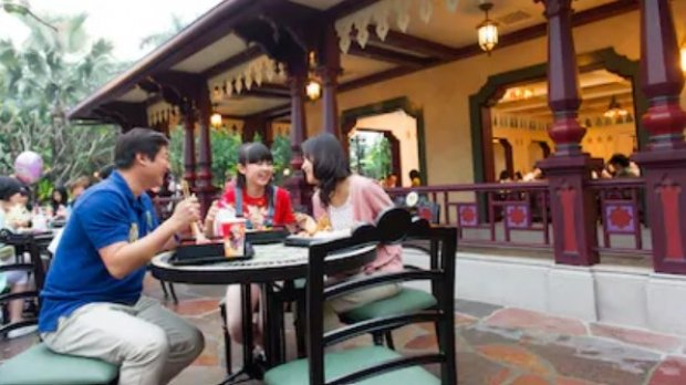 Double the Happiness Offer Plus A Free Meal in Hong Kong Disneyland