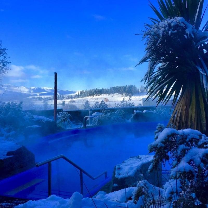 best hot springs new zealand Tekapo Springs