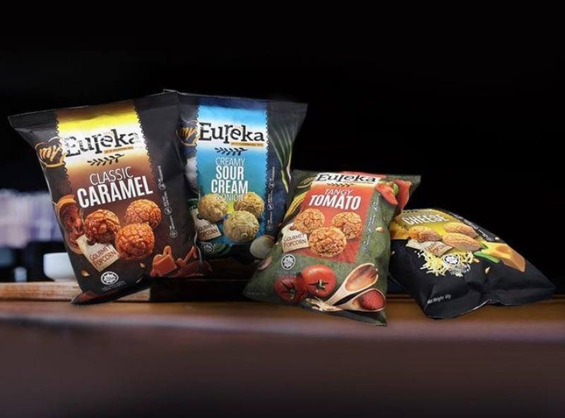 snacks in Malaysia