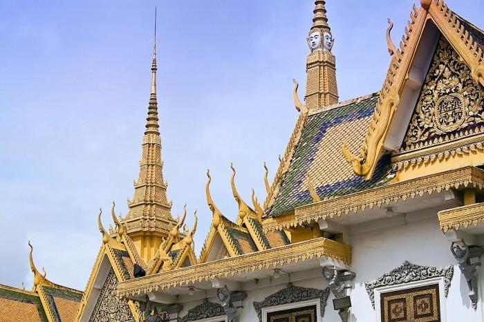Chơi gì ở Campuchia: Phnom Penh