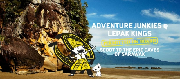 WIN Flights to Sarawak with Scoot's Kuching Adventure Giveaway