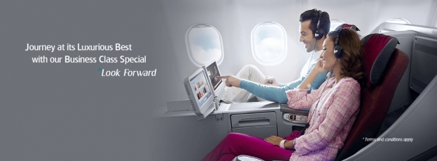 Travel in Style to Indonesia and Europe with Garuda from SGD428
