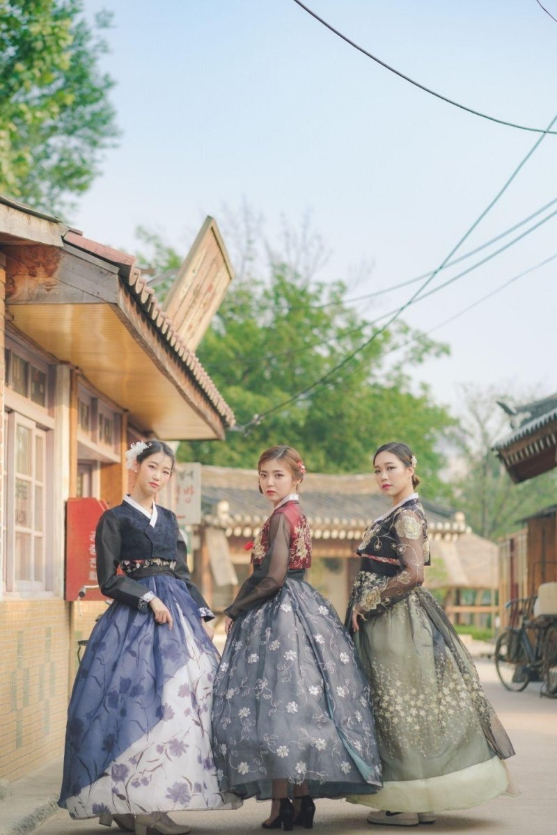hanbok rental in seoul