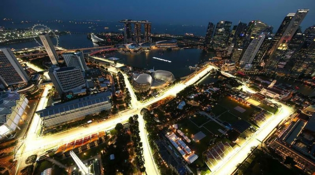 Singapore Night Race Offer at Fairmont Singapore