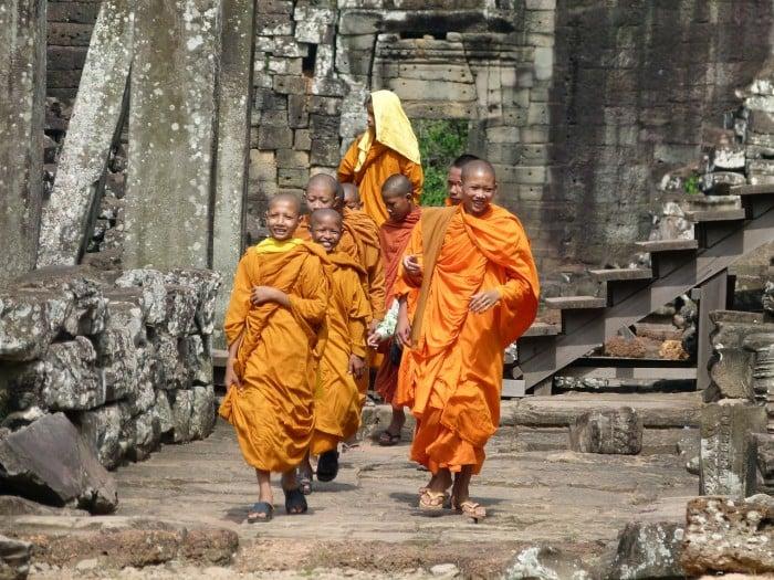 Chơi gì ở Campuchia: Siem Reap