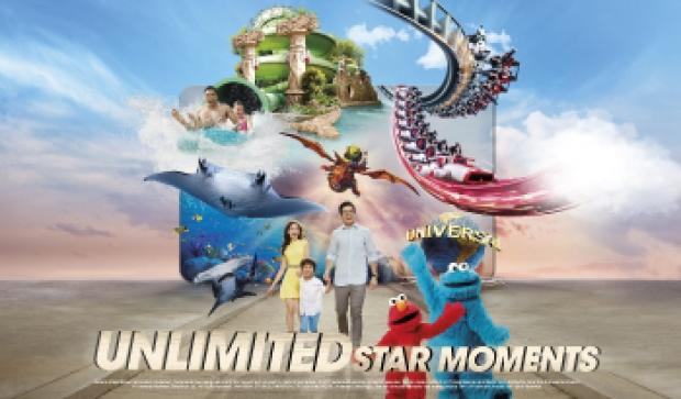 Attractions Season Pass Promotion in Resorts World Sentosa