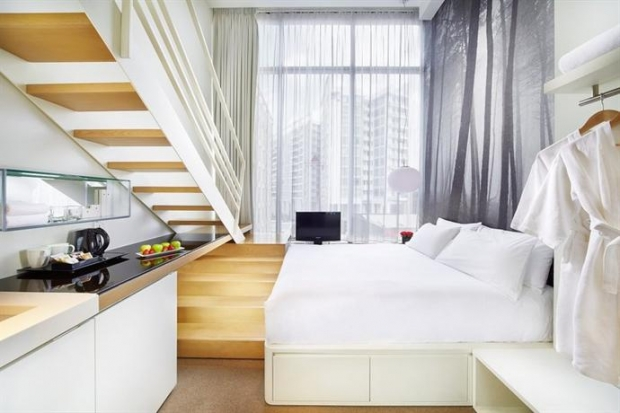 15% off Best Available Rate and more in Studio M Hotel Singapore with HSBC