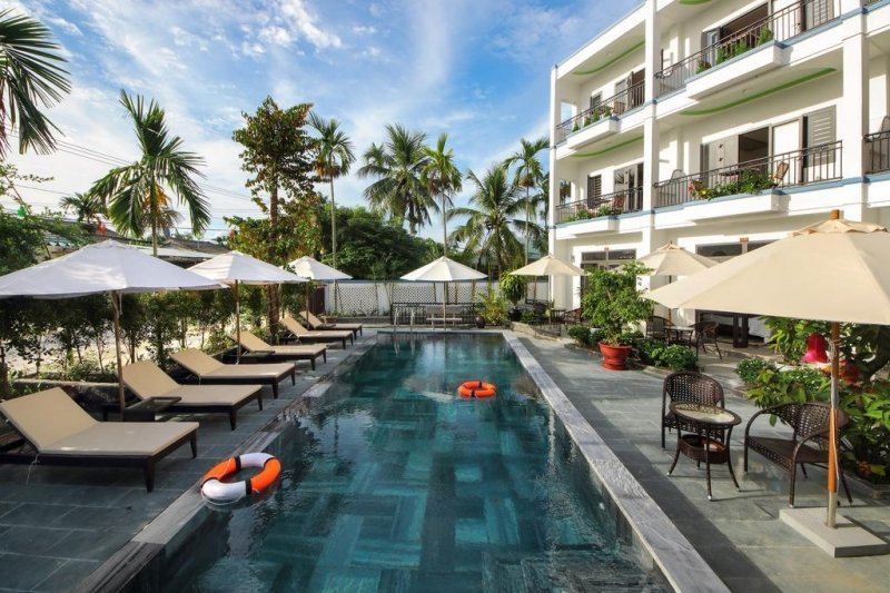 budget hotels hoi an