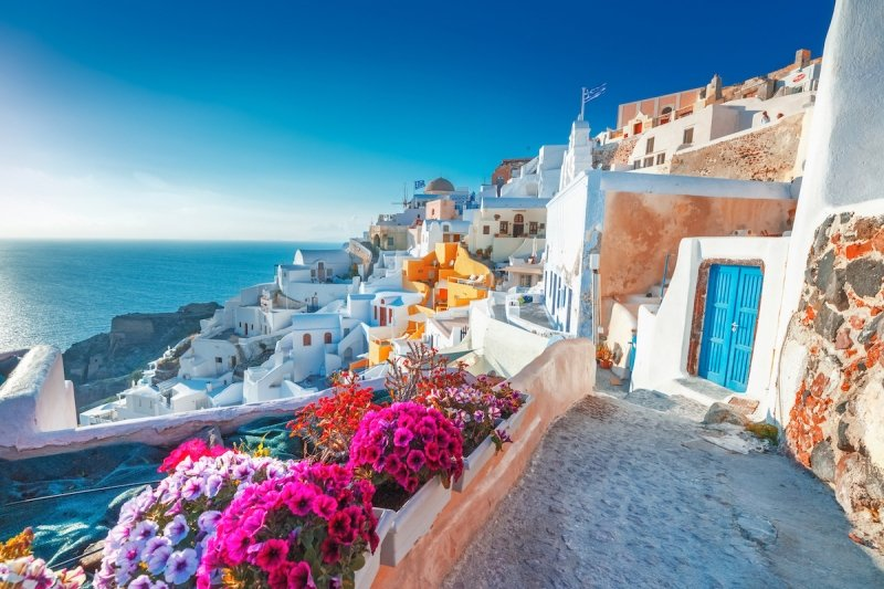 things to do in santorini: fira