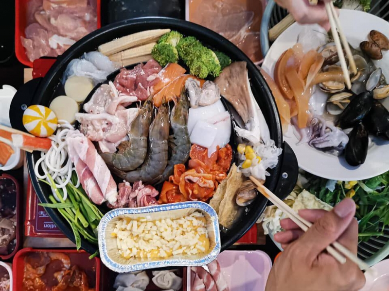 top singapore food mookata