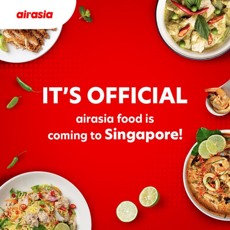 airasia food