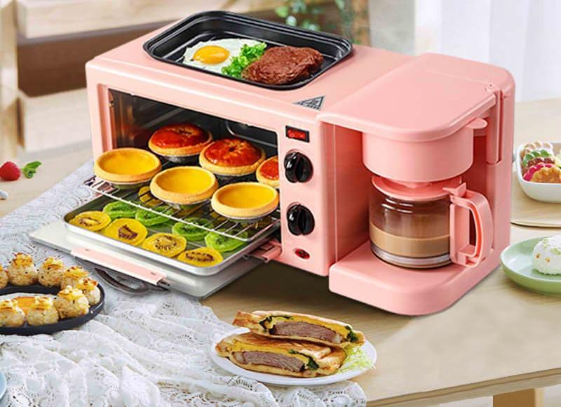 多功能烤箱 早餐神器