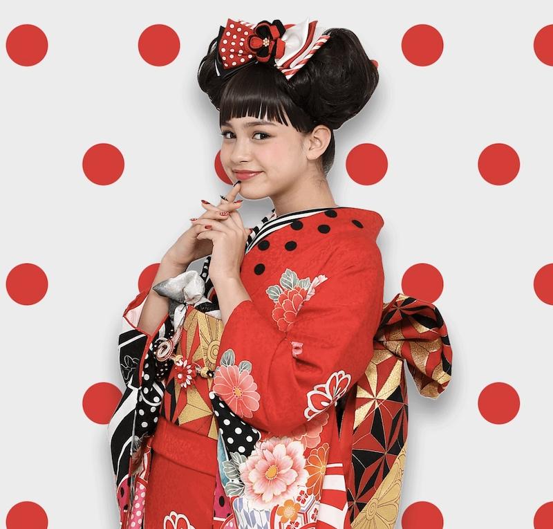 disney-themed kimonos