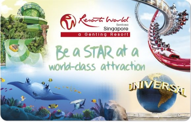 Enjoy SGD 52 Off for 2-Park Adult Annual Pass in Resorts World Sentosa