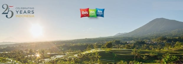 25th Anniversary AccorHotels Indonesia with Ibis