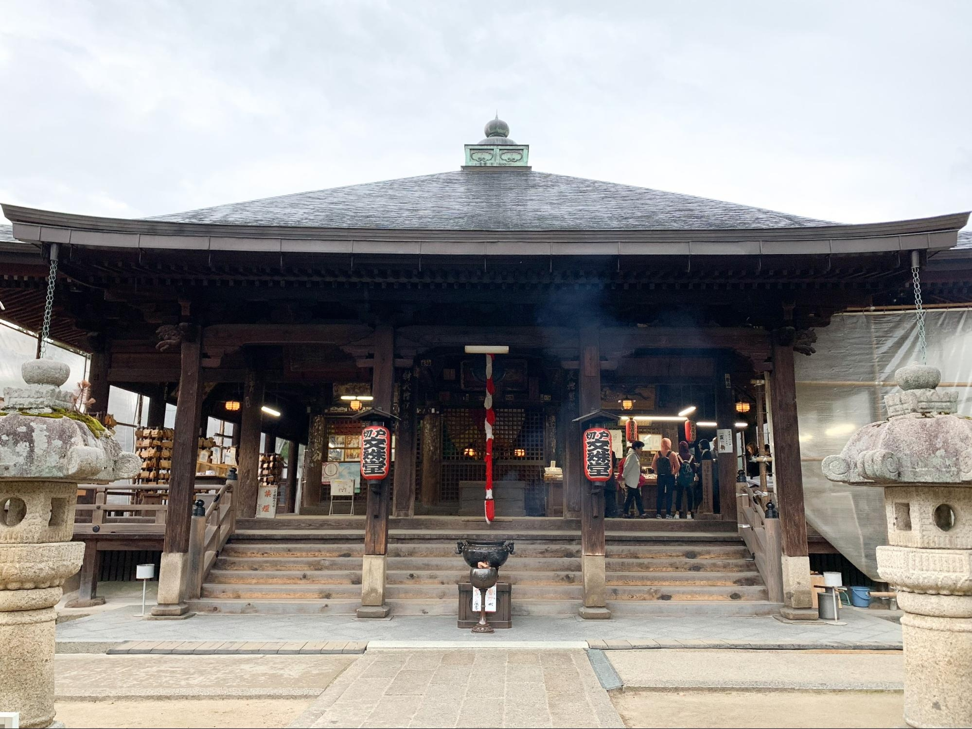 Chionji Temple at Amanohashidate