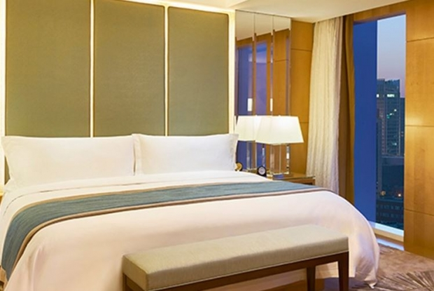 Up to 20% off Hotel Rooms at Pan Pacific Hotel with HSBC