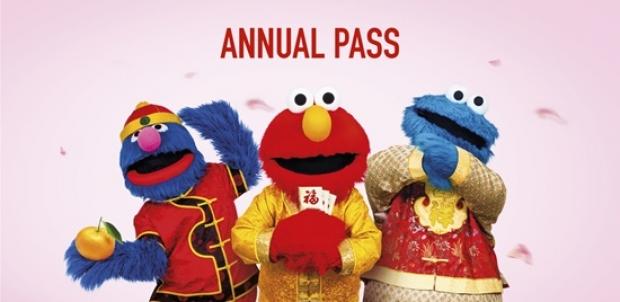 Universal Studios Singapore Annual Pass Festive Deal