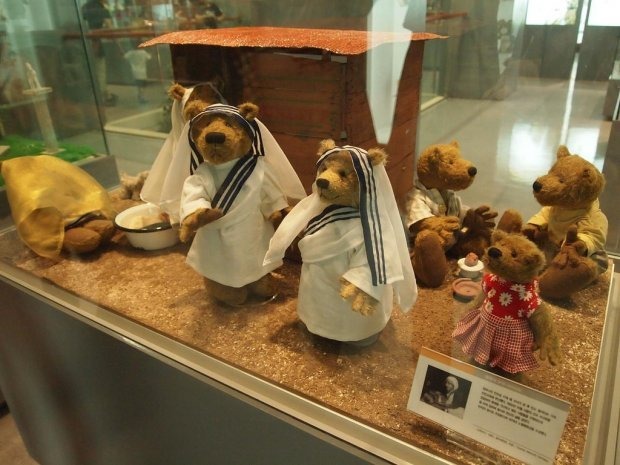 Bảo tàng gấu Teddy Đảo jeju