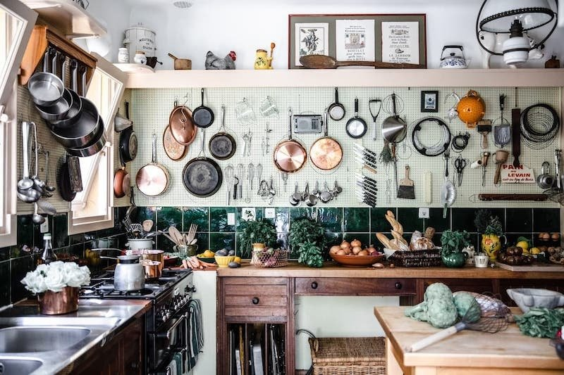 Julia Child's Airbnb in Provence, the South of France