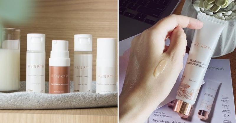 singapore beauty brands re:erth