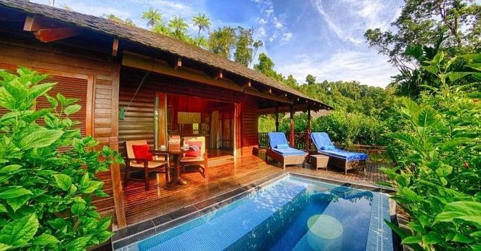 Bunga Raya Island Resort & Spa, Gaya Island