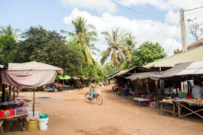 Chơi gì ở Campuchia: Battambang