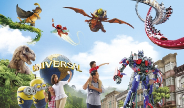 Universal Studios Singapore Adult One-day Ticket Offer Exclusive for Maybank Cardholder