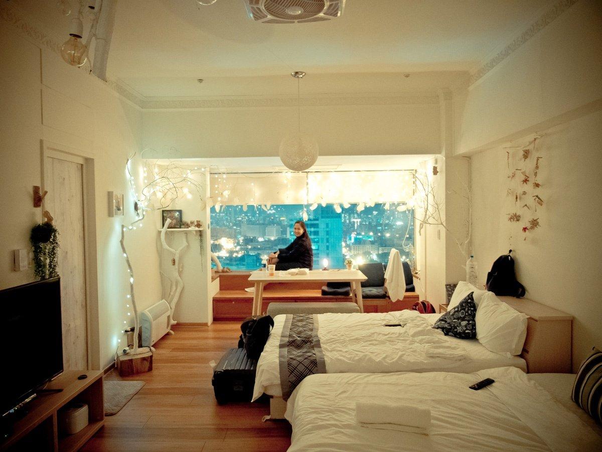 airbnb in taiwan