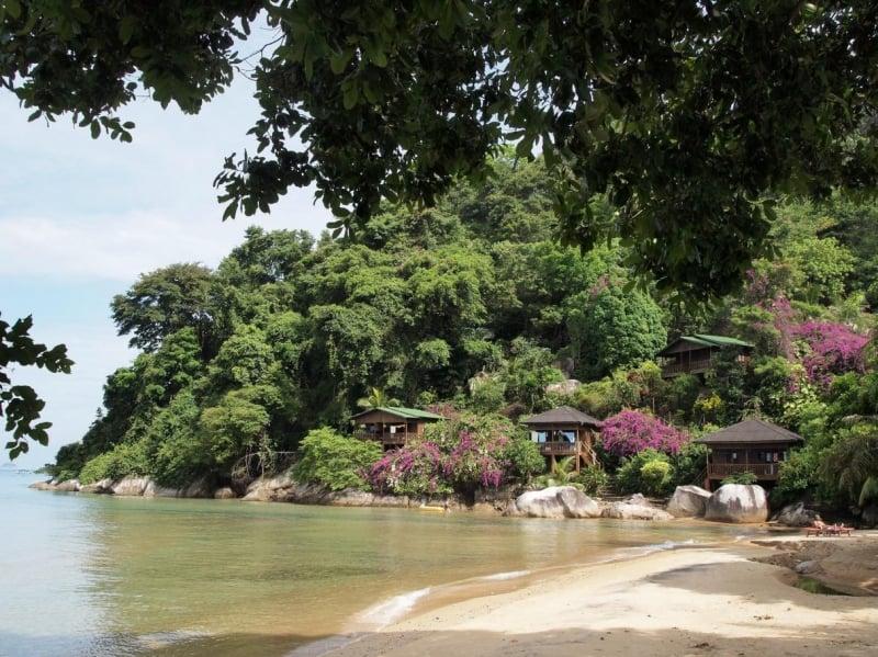 Tioman đảo ở Malaysia