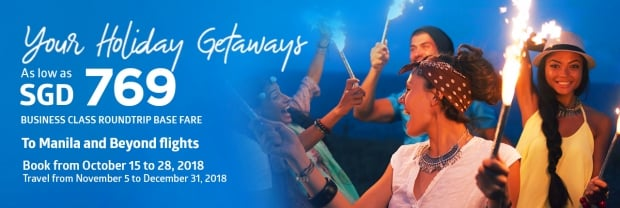 Your Holiday Getaway Starts with Philippine Airlines