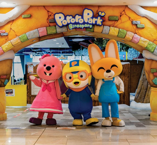 10% and more Perks in Pororo Park Singapore Exclusive for DBS Cardholders
