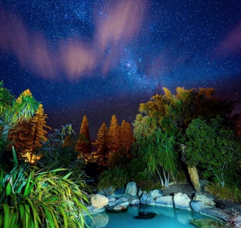 Hanmer Springs best hot springs new zealand