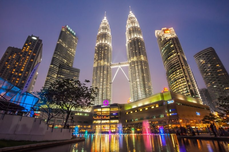 Suria KLCC is one of the best Kuala Lumpur shopping malls