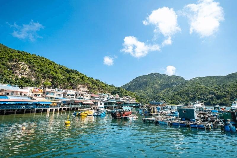 Hong Kong Car-Free Islands