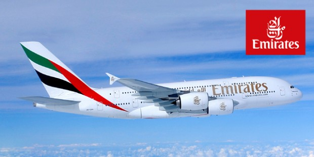 Enjoy 10% Off on Flights to Europe & America with Emirates and NTUC Card