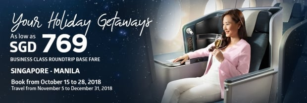 Your Holiday Getaway Starts with Philippine Airlines 1