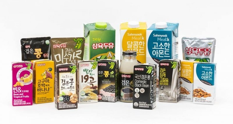 Sahmyook Foods products