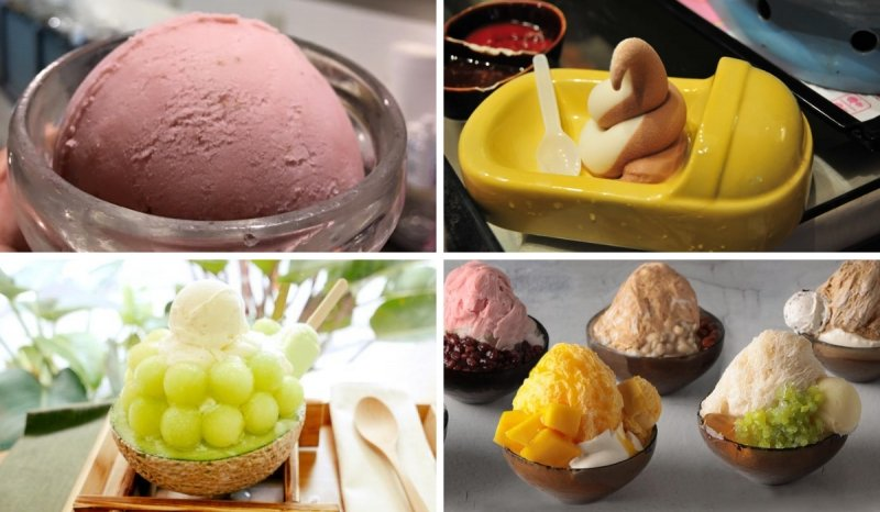taiwan desserts