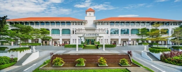 Sentosa Sojourn from $899 SGD at Le Méridien Singapore, Sentosa