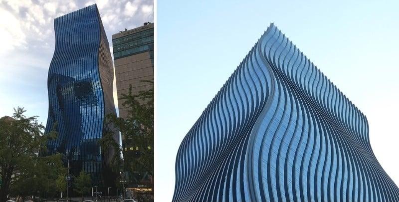 buildings in Seoul