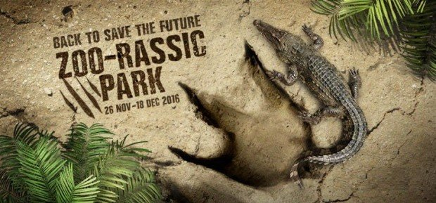 Dino-Mite Admission Combo Up to 40% Savings in Singapore Zoo