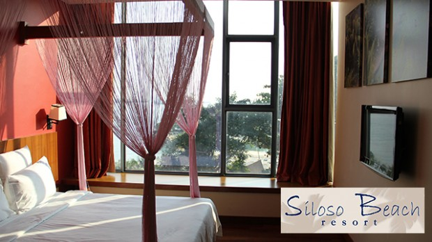 30% OFF Second Night Stay in Siloso Beach Resort with NTUC Card