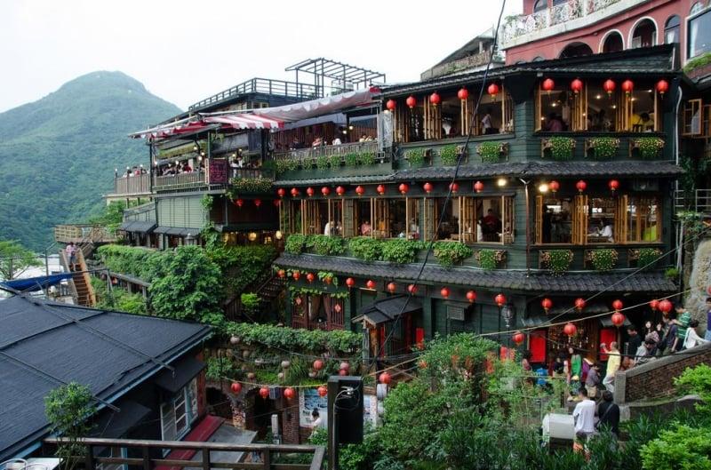 đi chơi ở Đài Bắc(Taipei)
