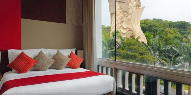 Family Suite Discovery with Up to 45% Savings in Le Méridien Singapore, Sentosa